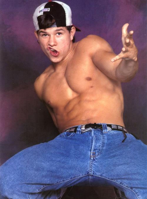 Donnie wahlberg sperm stomach
